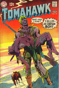 Cover Thumbnail for Tomahawk (DC, 1950 series) #121