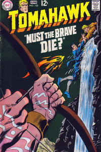 Cover Thumbnail for Tomahawk (DC, 1950 series) #122