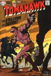 Cover Thumbnail for Tomahawk (DC, 1950 series) #123
