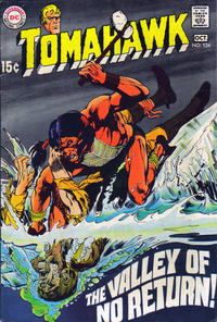 Cover Thumbnail for Tomahawk (DC, 1950 series) #124