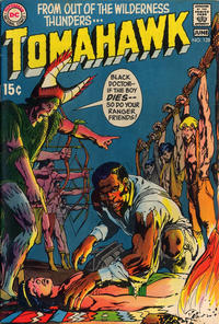 Cover Thumbnail for Tomahawk (DC, 1950 series) #128