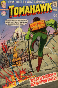 Cover Thumbnail for Tomahawk (DC, 1950 series) #130