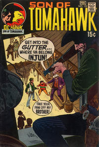 Cover Thumbnail for Tomahawk (DC, 1950 series) #132