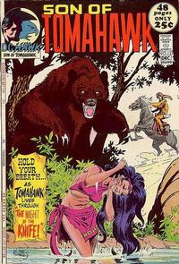 Cover Thumbnail for Tomahawk (DC, 1950 series) #137
