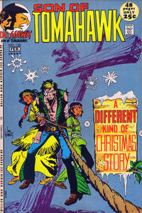 Cover Thumbnail for Tomahawk (DC, 1950 series) #138