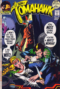 Cover Thumbnail for Tomahawk (DC, 1950 series) #140