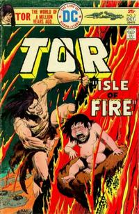 Cover Thumbnail for Tor (DC, 1975 series) #3
