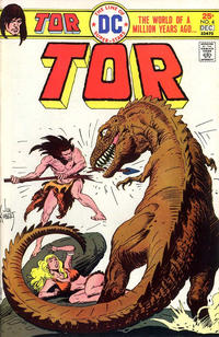 Cover Thumbnail for Tor (DC, 1975 series) #4