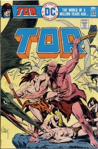 Cover Thumbnail for Tor (DC, 1975 series) #5