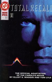 Cover Thumbnail for Total Recall (DC, 1990 series) #1