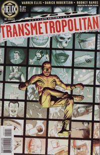 Cover Thumbnail for Transmetropolitan (DC, 1997 series) #5