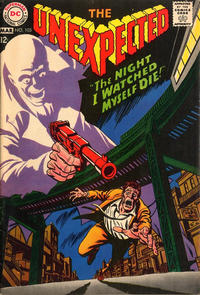 Cover Thumbnail for The Unexpected (DC, 1968 series) #105