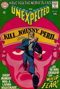Cover Thumbnail for The Unexpected (DC, 1968 series) #107