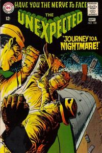 Cover Thumbnail for The Unexpected (DC, 1968 series) #108