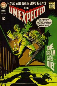 Cover Thumbnail for The Unexpected (DC, 1968 series) #109