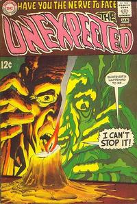 Cover Thumbnail for The Unexpected (DC, 1968 series) #110
