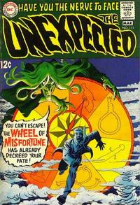 Cover Thumbnail for The Unexpected (DC, 1968 series) #111
