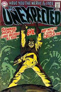 Cover Thumbnail for The Unexpected (DC, 1968 series) #112