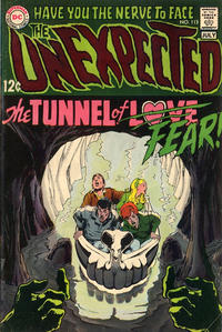 Cover Thumbnail for The Unexpected (DC, 1968 series) #113