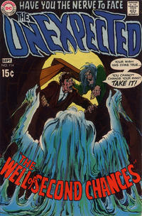 Cover Thumbnail for The Unexpected (DC, 1968 series) #114