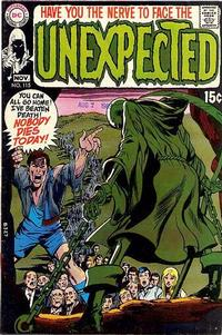 Cover Thumbnail for The Unexpected (DC, 1968 series) #115