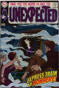 Cover Thumbnail for The Unexpected (DC, 1968 series) #116