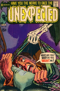 Cover Thumbnail for The Unexpected (DC, 1968 series) #123