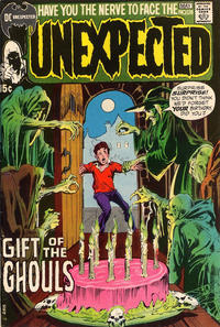 Cover Thumbnail for The Unexpected (DC, 1968 series) #124