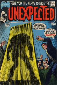Cover Thumbnail for The Unexpected (DC, 1968 series) #125