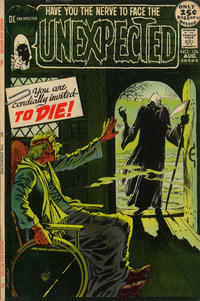 Cover Thumbnail for The Unexpected (DC, 1968 series) #126