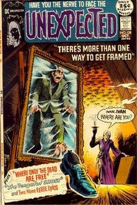 Cover Thumbnail for The Unexpected (DC, 1968 series) #128