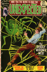 Cover Thumbnail for The Unexpected (DC, 1968 series) #129