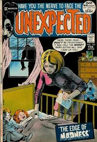 Cover Thumbnail for The Unexpected (DC, 1968 series) #132