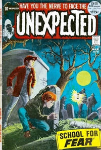 Cover Thumbnail for The Unexpected (DC, 1968 series) #133