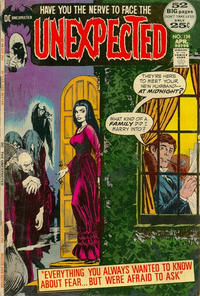 Cover Thumbnail for The Unexpected (DC, 1968 series) #134