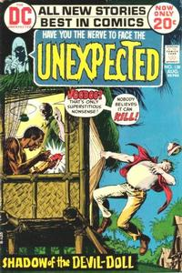 Cover Thumbnail for The Unexpected (DC, 1968 series) #138