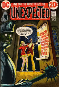 Cover Thumbnail for The Unexpected (DC, 1968 series) #139