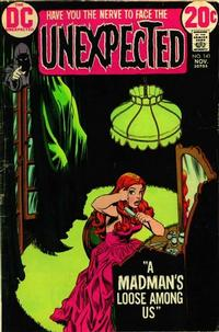 Cover Thumbnail for The Unexpected (DC, 1968 series) #141