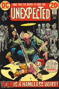 Cover Thumbnail for The Unexpected (DC, 1968 series) #143