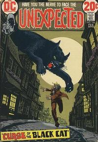 Cover for The Unexpected (DC, 1968 series) #144