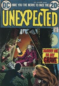 Cover Thumbnail for The Unexpected (DC, 1968 series) #146