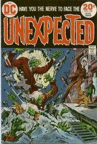 Cover Thumbnail for The Unexpected (DC, 1968 series) #149