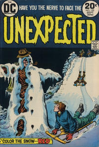Cover Thumbnail for The Unexpected (DC, 1968 series) #150