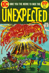 Cover Thumbnail for The Unexpected (DC, 1968 series) #151