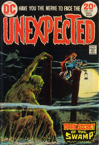 Cover Thumbnail for The Unexpected (DC, 1968 series) #152