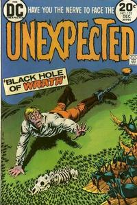 Cover Thumbnail for The Unexpected (DC, 1968 series) #153