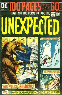 Cover Thumbnail for The Unexpected (DC, 1968 series) #157