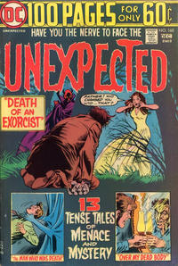 Cover Thumbnail for The Unexpected (DC, 1968 series) #160