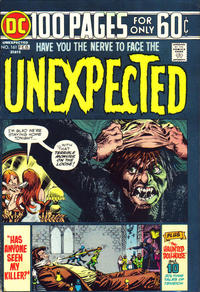 Cover Thumbnail for The Unexpected (DC, 1968 series) #161