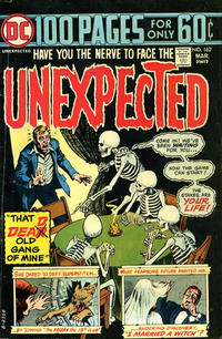 Cover Thumbnail for The Unexpected (DC, 1968 series) #162